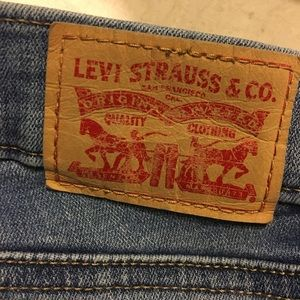 Levi's Jeans - Levi's High waisted  Boot Cut Pants